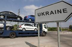В Украине резко возросли продажи иномарок
