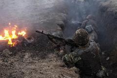 Атаки врага на Авдеевку: силы АТО теряют бойцов