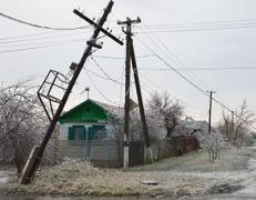 Авдеевка снова без света: повреждена ЛЭП