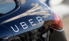 Сервис Uber заработал в Днепре