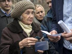 200 тысяч переселенцев могут остаться без пенсий и соцвыплат - СБУ подготовила списки