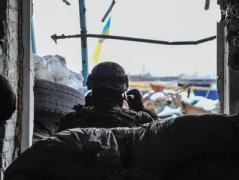 С сегодняшнего дня на Донбассе вступил в силу режим тишины