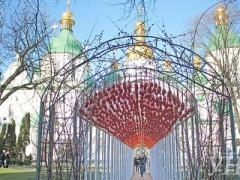 В Киеве перед Пасхой пройдет фестиваль писанок