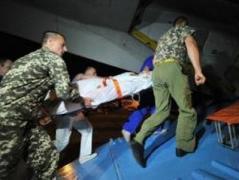 В зоне АТО ранены 10 военных ВСУ