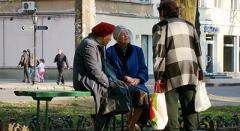 4 из 5 украинских пенсионеров получают минимальную сумму