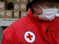 За время войны на Донбассе Красный Крест оказал помощь почти миллиону человек