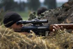 Боевики ДНР стреляют по собственным позициям для дискредитации сил АТО - разведка