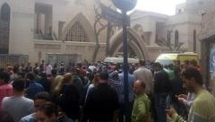 Теракты в Египте: новый взрыв в Александрии