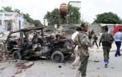 Взрыв в столице Сомали: 15 жертв