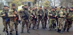 В Новоазовске конфликтуют местные боевики и кадыровские наемники из Чечни, - ИС