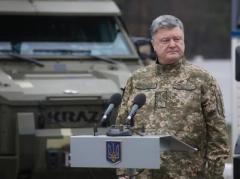 Завтра Порошенко посетит Луганскую область