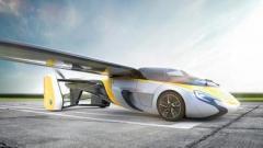 Названа дата презентации первого серийного аэромобиля