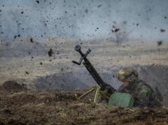 С начала суток боевики 6 раз нарушили перемирие, в основном применяли стрелковое оружие
