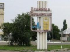 В районе  Станицы Луганской пропал беспилотник ОБСЕ