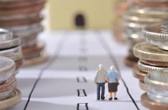 После временного затишья в МВФ вновь подняли «пенсионную тему»