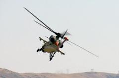 В Турции потерпел крушение вертолет с полицейскими