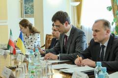 Готовится к запуску поезд сообщением Украина-Иран