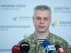 За минувшие сутки в зоне АТО двое бойцов ВСУ получили ранения