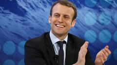 Выборы во Франции: сторонники Макрона эмоционально отпраздновали победу (видео)