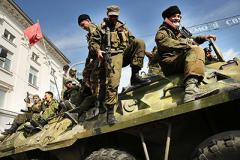 АТОшники показали запись с телефона боевиков о подготовке диверсии (видео)