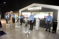 Samsung презентовала смартфоны Galaxy S8 и S8+ в Украине