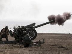 Ситуация на фронте: 27 обстрелов, пятеро раненых и травмированных военных ВСУ