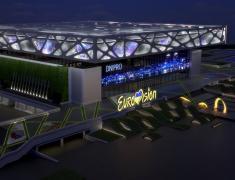 200 гостей Евровидения - уже в Украине