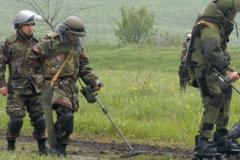 У зоні АТО виявили дві російські міни