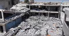 Мощный ракетный обстрел школы в Мосуле, 81 человек погиб - СМИ