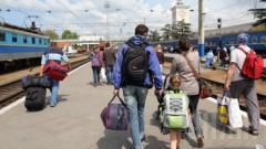 Украина не отказывается... Но переселенцы предоставлены сами себе