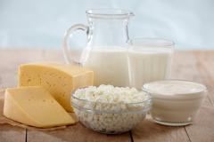 Індекс цін на молочну продукцію продовжує знижуватися — ФАО
