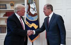 Білий дім про зустріч Трампа та Лаврова: вони нас обдурили