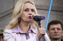 Фарион заявила, что Украина скоро может стать американским штатом