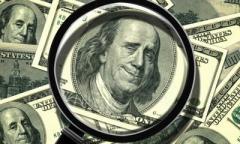 Украинские банки отключат функцию приема долларов через банкоматы