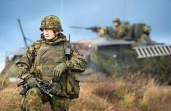 25 стран НАТО соберутся на военные учения в Литве