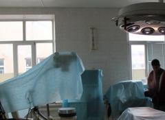 В городской урологии Мариуполя обещают проводить операции мирового уровня