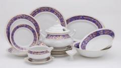 Украина отменила пошлину на импорт фарфоровой посуды