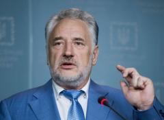 Жебрівський обіцяє 30 млн грн місту на Донеччині, яке першим перекладе всі назви та вивіски українською
