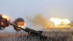 Сегодня боевики уже 16 раз обстреливали позиции сил АТО на Донбассе, - штаб