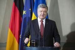 Порошенко розказав про враження від переговорів з Меркель