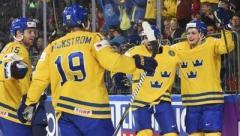 В финале ЧМ-2017 по хоккею сыграют Канада и Швеция
