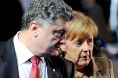 Почему не стоит недооценивать важность встречи Меркель и Порошенко