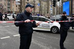 В Киеве рядом с многоэтажным домом прогремел взрыв