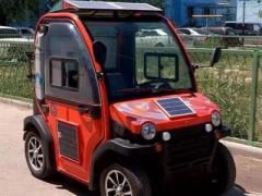В Казахстане создали электромобиль стоимостью $200
