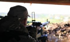 Боевики за сутки 53 раза обстреляли позиции сил АТО – штаб