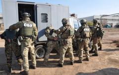 СБУ провела антитеррористические учения в международном аэропорту Николаева