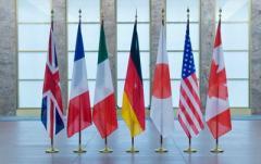 G7 пригрозила России дополнительными санкциями из-за агрессии против Украины
