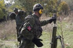 За сутки боевики 50 раз обстреляли позиции сил АТО на Донбассе - три воина ВСУ ранены