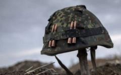 Один украинский военный погиб, пятеро получили ранения за минувшие сутки в зоне АТО