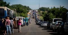 Пункты пропуска на Донбассе переходят на летний режим